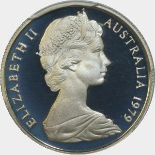 1979 Proof Five Cent obverse