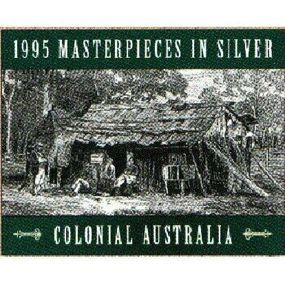 Card Included in the 1995 Colonial Australia Collection