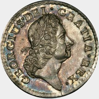 1723  Half Penny obverse