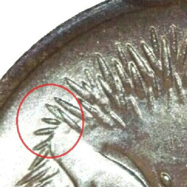 Long spine indicates minted in London.