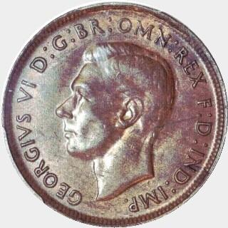 1947-Y  Penny obverse