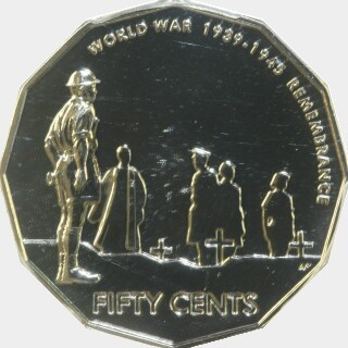 2005  Fifty Cent reverse