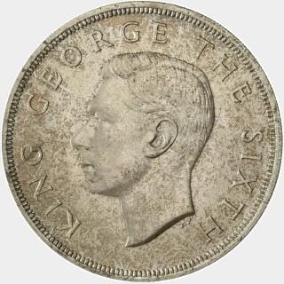 1949 Proof Crown obverse
