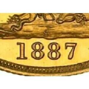 'S' mintmark indicates Sydney Mint strike