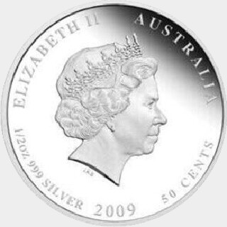 2009-P Proof Silver Fifty Cent obverse