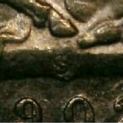 Reverse: Sydney Mint 'S' mintmark on the centre of the ground, below the horses hooves and above the date.