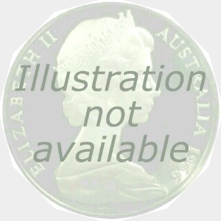 2010 Gold Overlaid Proof Fifty Cent obverse