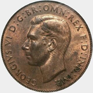 1940  Penny obverse