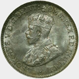 1912  Threepence obverse