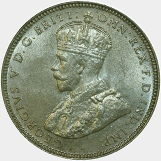 1928  One Shilling obverse