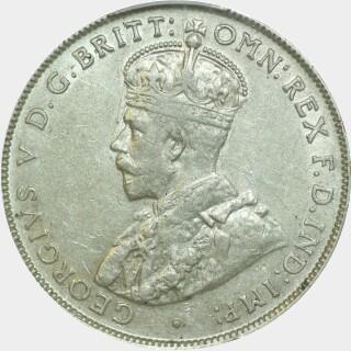 1933  Florin obverse