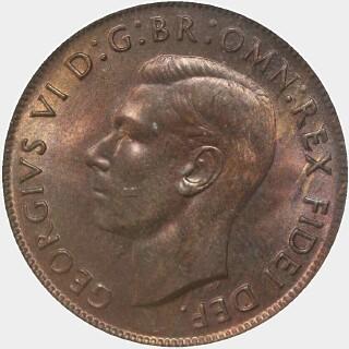 1951  Penny obverse