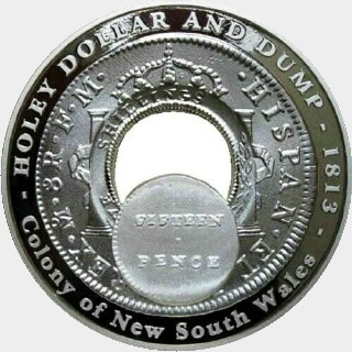 2003 Proof One Dollar reverse