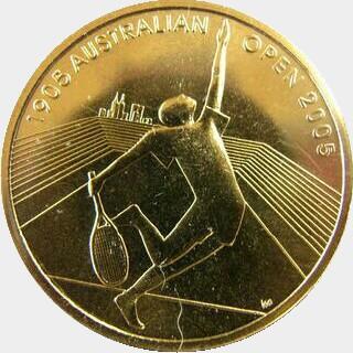 2005  Five Dollar reverse