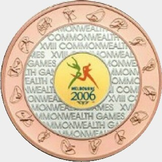 2006 Proof Fifty Dollar reverse