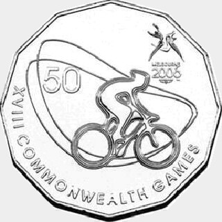 2006  Fifty Cent reverse