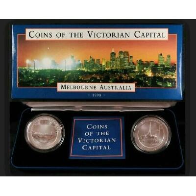 1998 Australian Landmarks